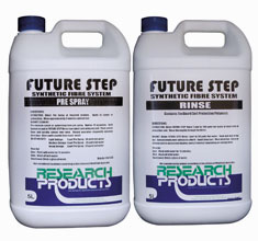 Product Display Oates Laboratories